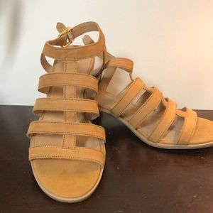 brand name sandals size 8.5 never worn